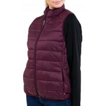 Big star Estrella sleeveless puffer
